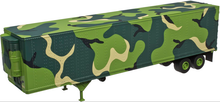 Atlas O  US Army  48' trailer with frig unit