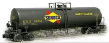 Weaver Sunoco  40' modern tank car, 3 rail or 2 rail