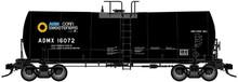 "Atlas ADM ""Corn Sweeteners"" 17,600 gal tank car, 2 rail or 3 rail"