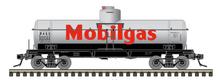 Atlas O Mobilgas (late scheme) 8000 gallon tank car