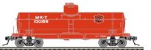 Atlas O MKT 8000 gallon tank car