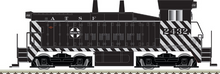 Pre-order for Atlas O Santa Fe SW-9 switcher, 3 rail, tmcc
