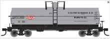 Atlas O  Dupont 11,000 gallon tank car, 3 rail or 2 rail