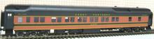 Golden Gate Depot GN 12-1 sleeper, 2 rail or 3 rail