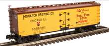Atlas O Monarch Brewing Company 40' Wood Reefer