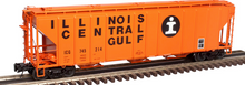 Atlas O ICG PS4427 50' Covered Hopper, 3 rail or 2 rail