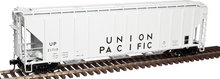 Atlas O UP  PS4427 50' Covered Hopper, 3 rail or 2 rail