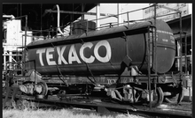 Pre-Order for PDT exclusive Atlas O  Texaco 8000 gallon tank car