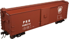 Atlas O PRR (plain keystone) 40' USRA Steel Box Car