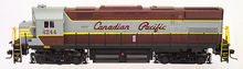 Atlas O Canadian Pacific C-424,  3 rail, tmcc