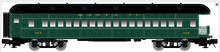 Atlas O 60' Santa Fe Observation Car, 3 rail