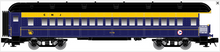 Atlas O 60' CNJ NJDOT Observation Car, 3 rail