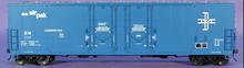 Atlas O B&M 53' double plug door box car