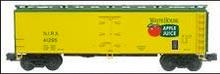 Weaver White House apple juice 40' Reefer, 3 rail or 2 rail