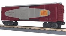 MTH Rail King Central of Georgia Box Car, 3 rail
