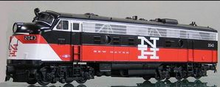 Sunset/3rd Rail Pair of NH FL-9 diesels, Power and nonpowered , 3 rail