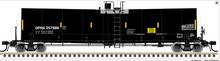 Atlas O DPRX 25,500 gal tank car, 2 rail or 3 rail