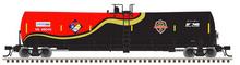 Atlas O NS 1st responders  25,500 gal tank car, 2 rail or 3 rail