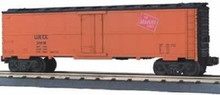 MTH Rail King Milwaukee Road Modern Reefer, 3 rail