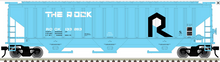Atlas O (trainman) RI (the rock) PS4750 Covered Hopper car