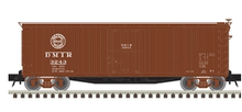 Atlas O DMIR 40' double sheathed wood box  car