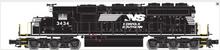Pre-order for Atlas O NS  SD-40  diesel,  2 rail, QSI sound