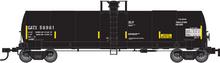 Atlas O GATX  17,360 gallon  tank car, 3 rail or 2 rail