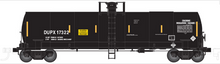 Atlas O DUPX (Dupont)  17,360 gallon  tank car, 3 rail or 2 rail