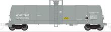 Atlas O HOKX (Occidental)  17,360 gallon  tank car, 3 rail or 2 rail