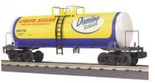 MTH Railking  Domino Sugar  Modern Tank Car, 3 rail