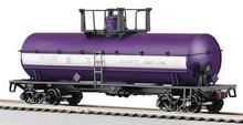 MTH Railking ACL Tank Car, 3 rail