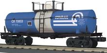 MTH Railking Conrail Tank Car, 3 rail
