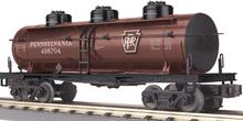 MTH Railking PRR 3 dome Tank Car, 3 rail