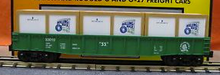 MTH Railking Rolling Rock Gondola, 3 rail