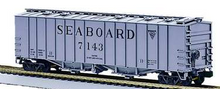 MTH Railking SAL airslide covered hopper car 3 rail
