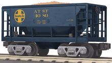 MTH Railking Sant Fe Ore Car w/Load, 3 rail