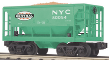 MTH Railking NYC Ore Car w/Load, 3 rail