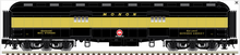 Atlas O 60' Monon  Baggage Car, 3 rail or 2 rail