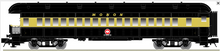Pre-order for Atlas O 60' Monon  observation car, 3 rail or 2 rail