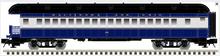 Pre-order for Atlas O 60' B&O  observation car, 3 rail or 2 rail