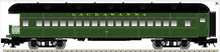 Pre-order for Atlas O 60' Lackawanna (green)  observation car, 3 rail or 2 rail