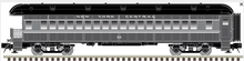 Pre-order for Atlas O 60' NYC (gray)  observation car, 3 rail or 2 rail