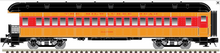 Pre-order for Atlas O 60' MILW  observation car, 3 rail or 2 rail