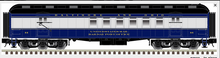 Pre-order for Atlas O 60' B&O RPO  car, 3 rail or 2 rail