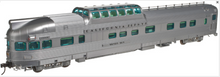 "Atlas O California Zephyr 7 car ""set"",  3 rail"