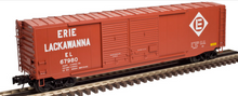 Atlas O EL modernized 50' double door box car