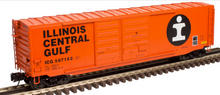 Atlas O ICG modernized 50' double door box car