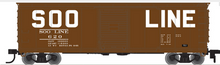 Pre-order for Atlas O SOO LINE 40' USRA Steel Box Car