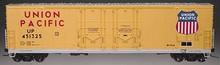 Atlas O UP  53' double plug door box car, 3 rail or 2 rail