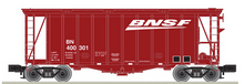 Atlas O BNSF Airslide Covered Hopper, 3 rail or 2 rail